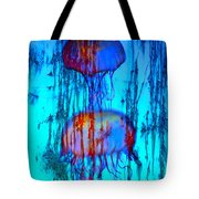 Electric See Tote Bag