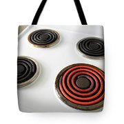 Electric Stovetop Tote Bag