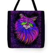 Electric Sundance Tote Bag