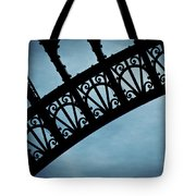 Electrify - Eiffel Tower Tote Bag