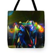 Electronic Dance Trance Tote Bag
