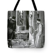 Electroplating The Dead, 1891 Tote Bag