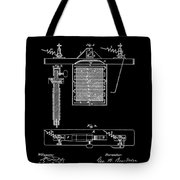 Electroplating With Nickel Tote Bag