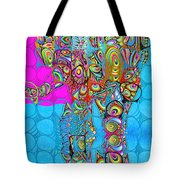 Elefantos - Av03-ps01 Tote Bag by Variance Collections