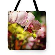 Elegance At The Market Tote Bag