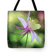 Elegant Dancer Tote Bag