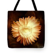 Elegant Flower Tote Bag