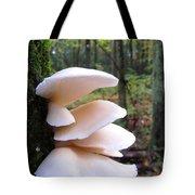 Elegant Oysters Tote Bag
