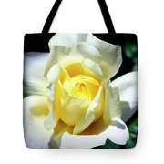 Elegant Rose Palm Springs Tote Bag