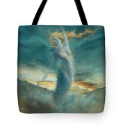 Elements - Wind Tote Bag
