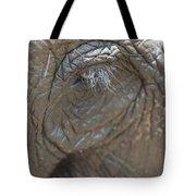 Elephant Eye Chiang Mai, Thailand Tote Bag