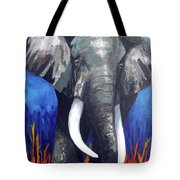 Elephant - The Gentle Tote Bag