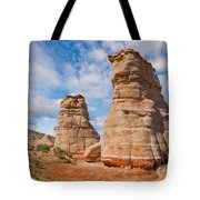 Elephant's Feet Rock Formation Tote Bag