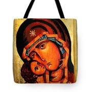 Eleusa Icon Tote Bag
