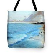 Eleutheran Seashore Tote Bag