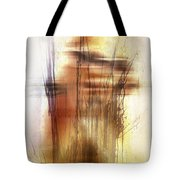 Elevate With Message  Tote Bag