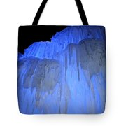 Elevated Blue Tote Bag