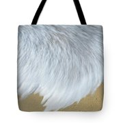 Elevated View Of Waves In Motion, Playa Tote Bag