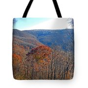 Elevation Tote Bag