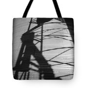 Elevator Shadow Tote Bag