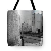 Study In Time Tote Bag