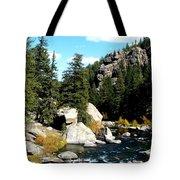 Eleven Mile Canyon Stream Tote Bag