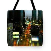Eleventh Avenue Tote Bag