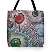 Eleventh Dimension Tote Bag