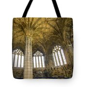 Elgin Cathedral Community - 22 Tote Bag by Paul Cannon