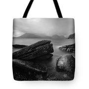 Elgol Beach Isle Of Skye Scotland Uk Tote Bag