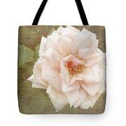 Elie Beauvillain Rose Textured Art Tote Bag