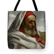 Eliezer Of Damascus Tote Bag