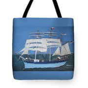 Elissa The Ship Tote Bag
