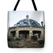 Elitch Carousel Pavilion Tote Bag