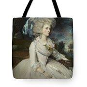 Elizabeth Countess Of Warwick Tote Bag