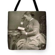 Elizabeth Garrett Anderson Tote Bag by Stanislaus Walery