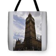 Elizabeth Tower Tote Bag