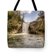 Elk Creek Falls 31 Tote Bag