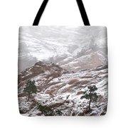 Elk Mountain Tote Bag