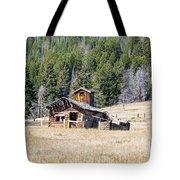 Elk Park Homestead Tote Bag