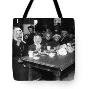 Ellis Island, 1920 Tote Bag