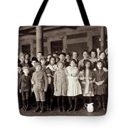 Ellis Island, C1908 Tote Bag