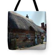 Elm Cottage Nether Wallop Tote Bag