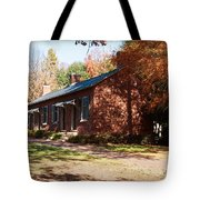 Elm Offices - Davidson College Tote Bag