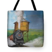 Elmira Branch Tote Bag