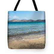 Elounda Beach Tote Bag