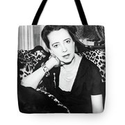 Elsa Schiaparelli (1890-1973) Tote Bag