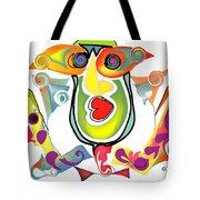 Elton John Bubble Bath Tote Bag