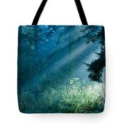 Elven Forest Tote Bag