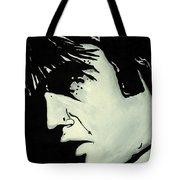 Elvis.     The King Tote Bag